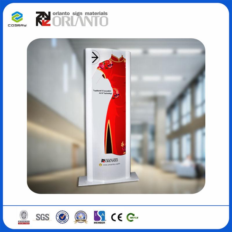 K Line-Aluminum carteles perfil curvo – K Line-Aluminum carteles ...