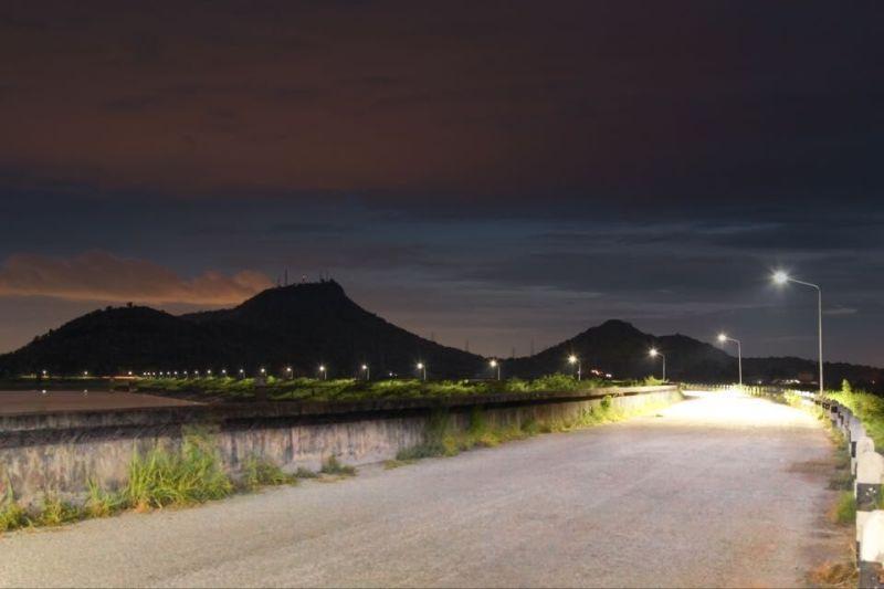 120W UL RoHS High Efficiency LED Street Light