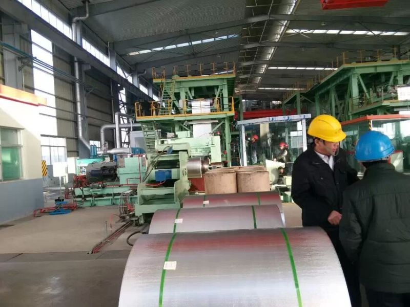 0.45mm Thickness Az150 G550 Galvalume Steel Coil