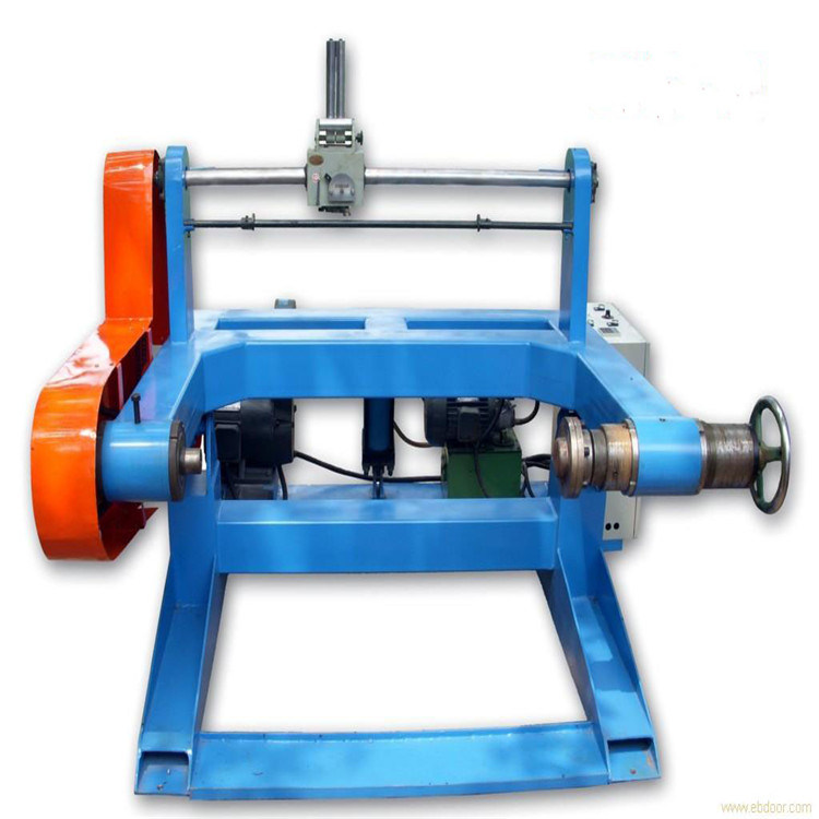 China Wire Rope Spooling Machine Spool Take up Machine - China Coil ...