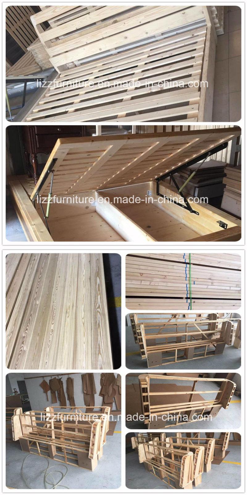 Tela suave King-Size multifuncional modulares dormitorio cama – Tela ...