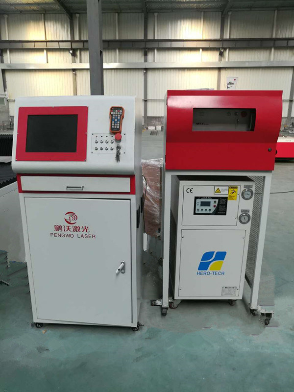 High Performance and Free Maintenance Fiber Laser Cutting Machine