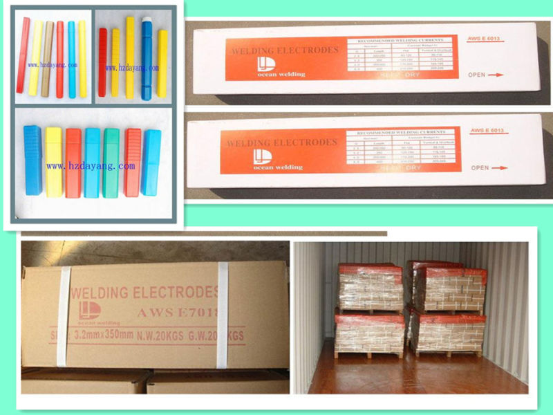 CE ISO Approved Stainless Steel Aws E410-16 Welding Electrode