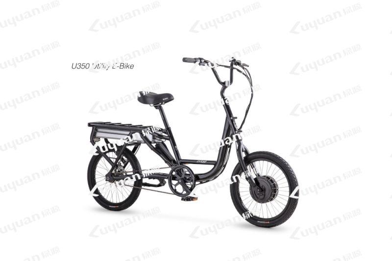 La Carga De La Utilidad De Bicicleta El Ctrica Bater A De
