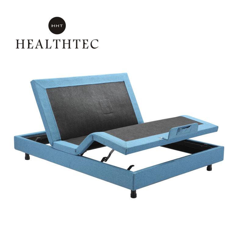 Función de masaje de vibración del motor Okin cama ajustable (KK03-D ...