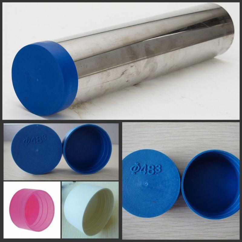 China plastic external pipe end cap yzf c