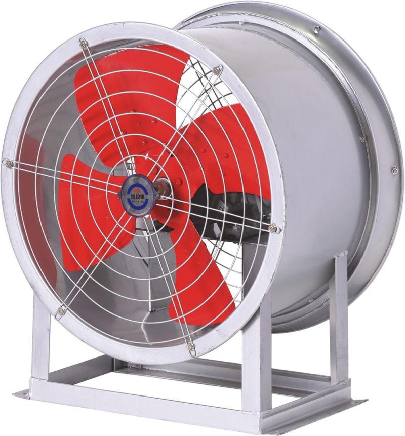 Ventilador de fluxo axial 4 l mina alunimum estacion ria - Ventilador de mesa ...