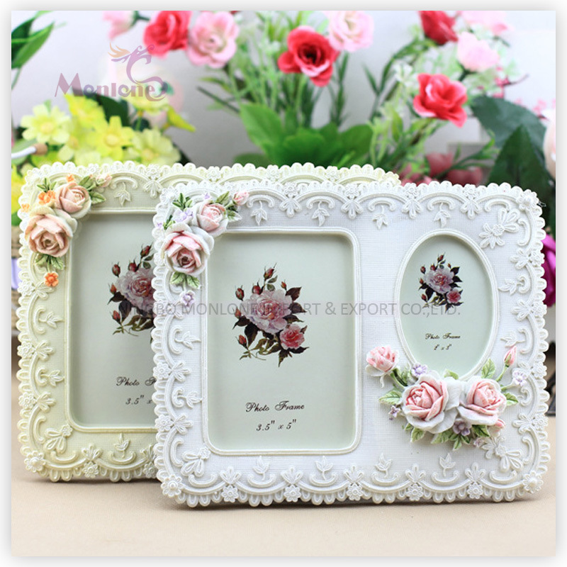 China Promotion Gift Imikimi Love Resin Photo Picture Frame (4\