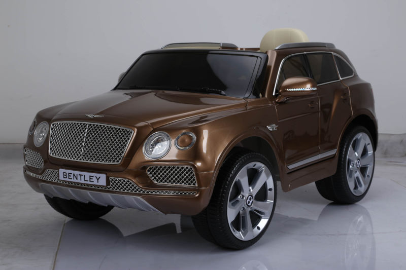 China 2016 New Licensed Car Bentley Ride On Car 12 Volt