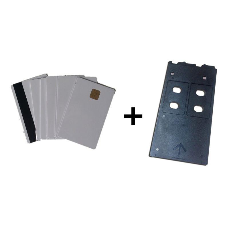 la taille de carte de cr dit standard pvc 4428 carte puce avec bande magn tique la taille de. Black Bedroom Furniture Sets. Home Design Ideas