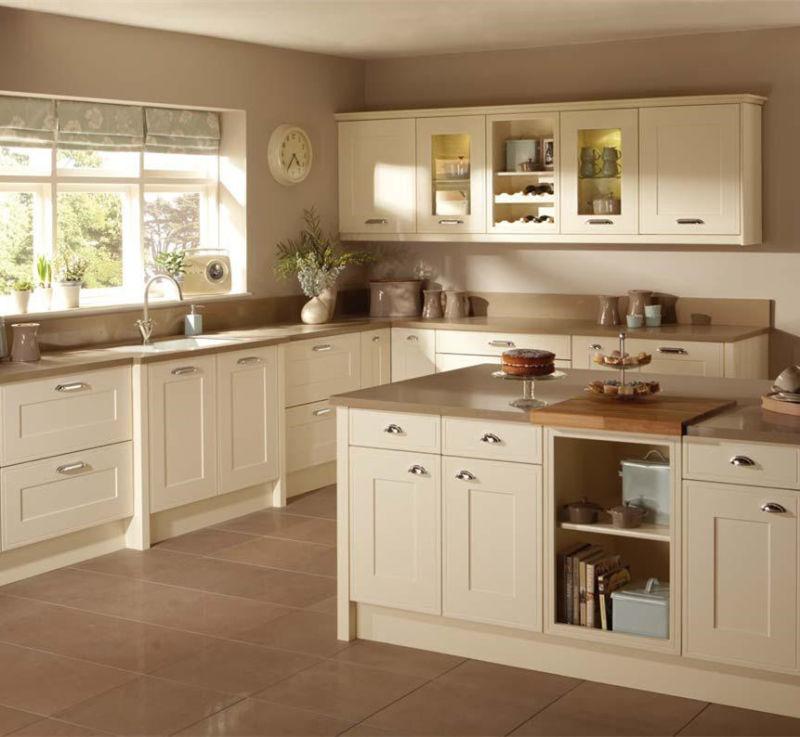 Los armarios de cocina colección de agitador blanco cierre suave de ...