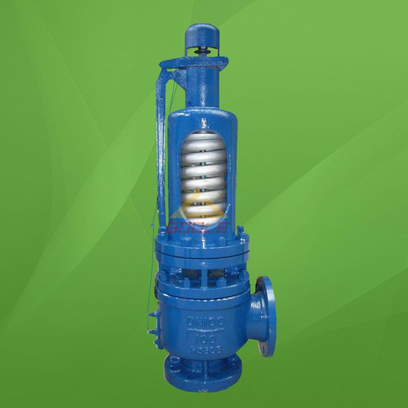 Spring Loaded High Temperature and High Pressure Safety Valve A48sh