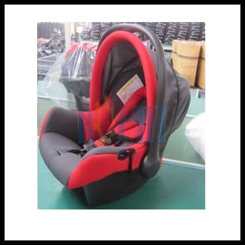 Red Basket Baby Car Seat For 9 Months To 15 With Ece R44