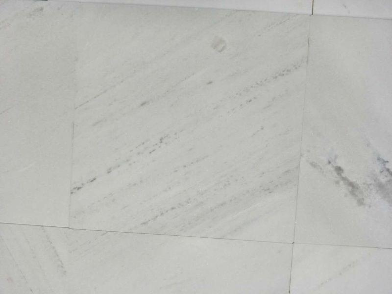 La parete di marmo pura cinese delle mattonelle di pavimentazione