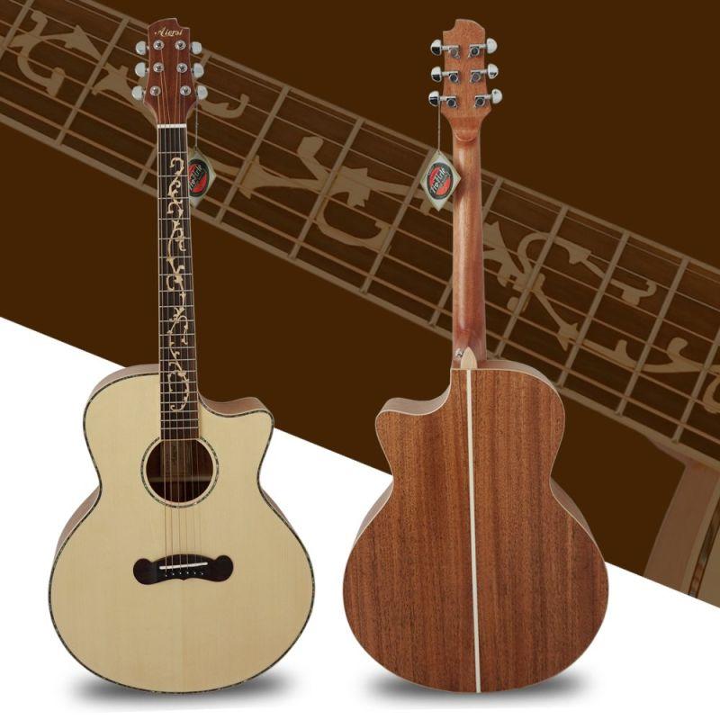 china latest handmade professional acoustic guitar for sale china guitar acoustic guitar. Black Bedroom Furniture Sets. Home Design Ideas