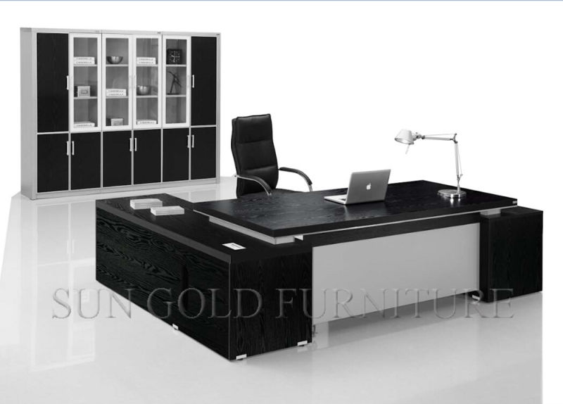 Design moderne bureau de bureau de luxe bureau exécutif mobilier