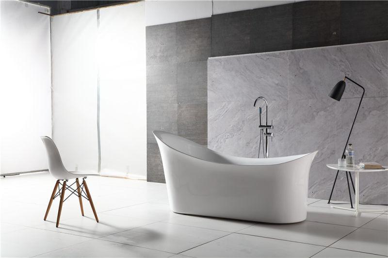 Foshan cuarto de baño Bañera bañera independiente