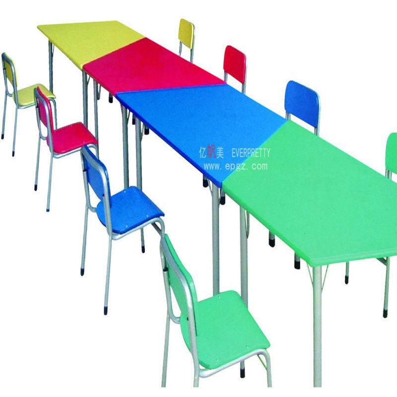 Los niños guardería escritorio y silla, guardería de muebles para ...