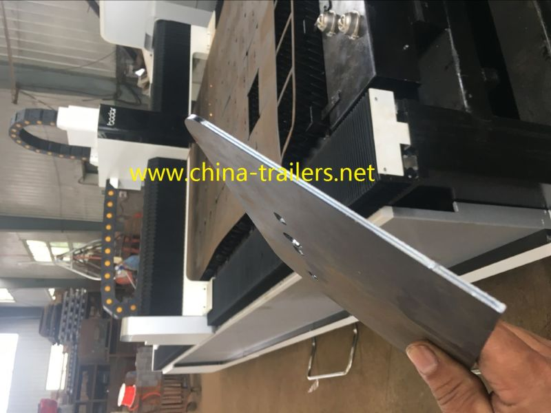 China single axle jet boat trailer tr0503 china scooter for Metal craft trailers parts