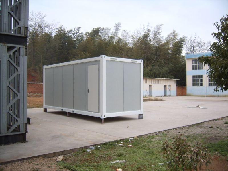 Maison modulaire conteneur modulaire de la chambre de luxe maison modulaire conteneur modulaire for Prefab maison