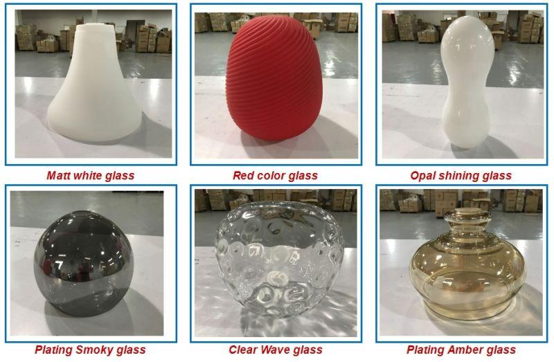 유리제 샹들리에 현대 간단한 장식적인 펀던트 램프 – 유리제 ...
