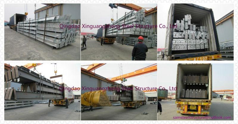 Turn-Key Structural Steel Warehouse (pH-79)