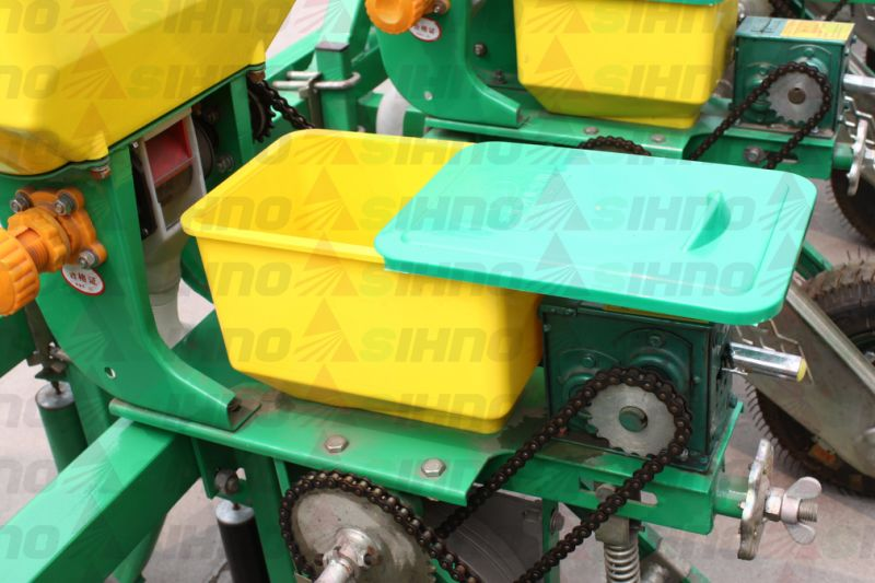 2017 Hot Sale 6 Rows Tractor Suspension Corn / Maize Seeder