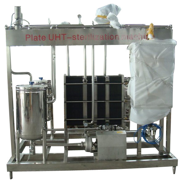 Industrial Use 1000L/H Electric Milk Uht Sterilizer