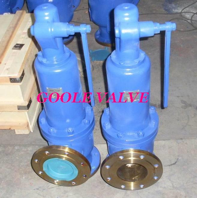 Spring Loaded Full Lift Pressure Safety Valve