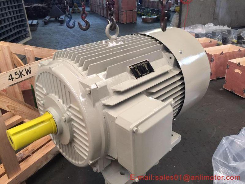 Ie2 (CE), serie y el motor eléctrico trifásico (S802-4) – Ie2 (CE ...