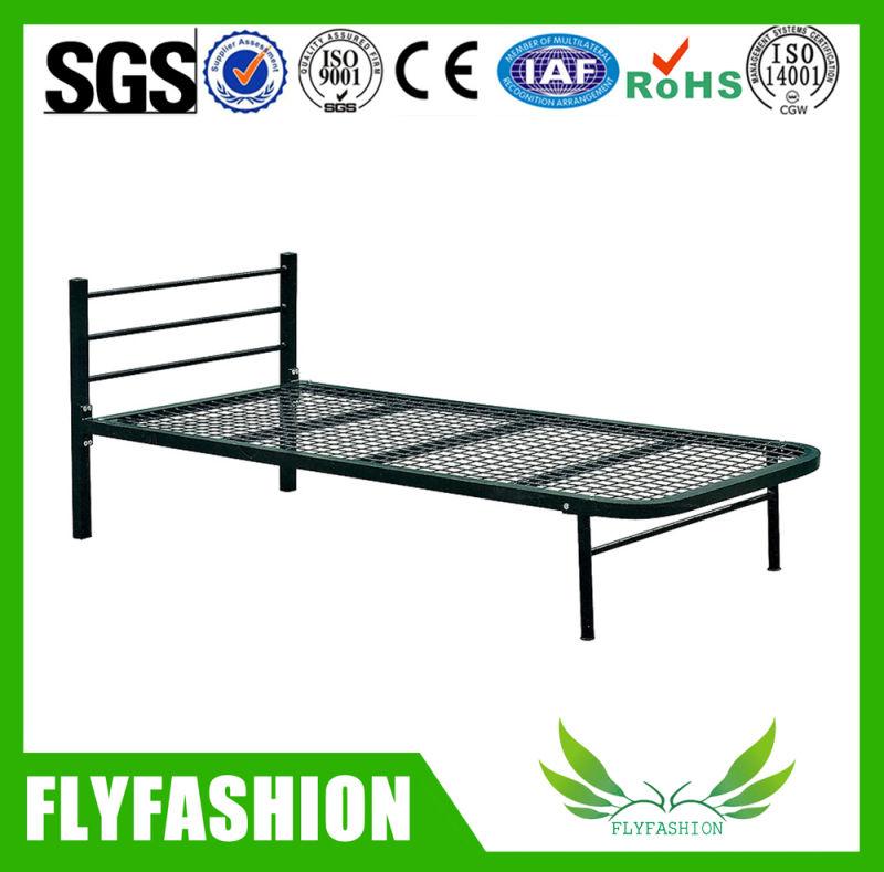 Los niños hierro Estudiante de muebles de dormitorio cama simple (BD ...