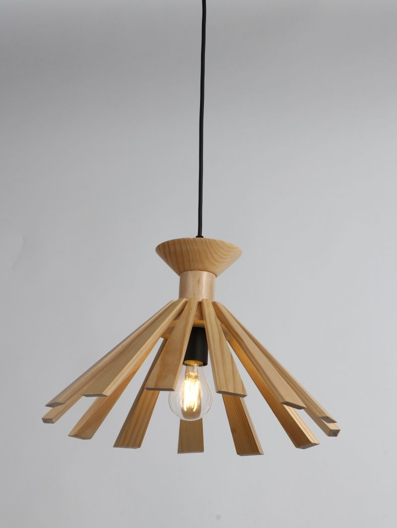 Wood Popular Modern Pendant Light