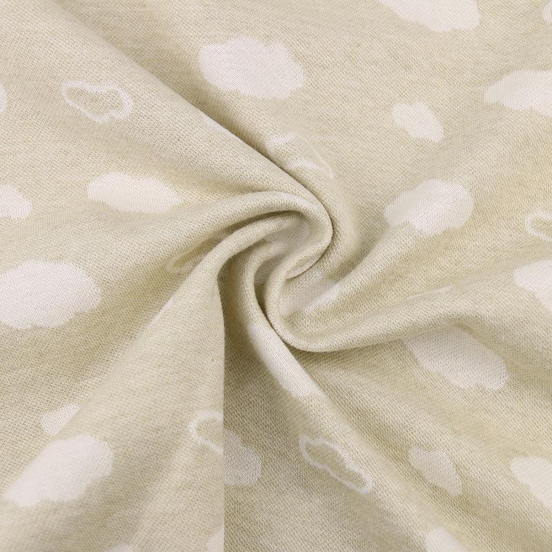 China Wholesale Certified Organic Cotton Jersey Fabric Organic Baby