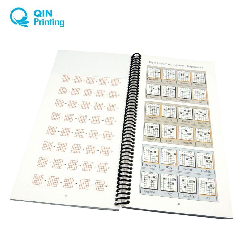 Wire-o impresión de libros a todo color de enlace – Wire-o impresión ...