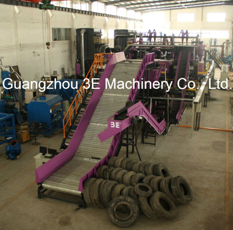 for Tractor tire recycling