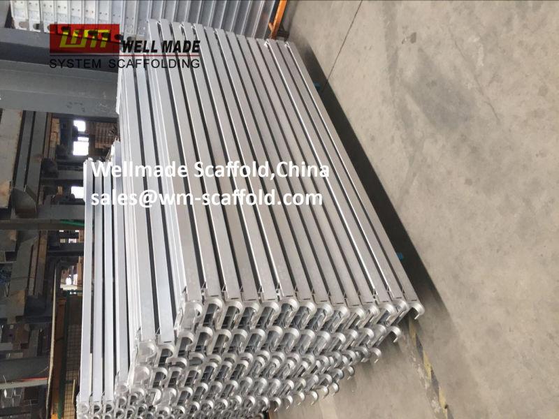 Planchas de aluminio para bastidor y Andamios Andamios Ringlock ...