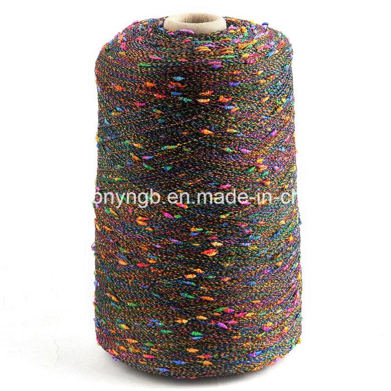 Multi Colors Beautiful Fancy Yarn China High Supplier - China Loom ...