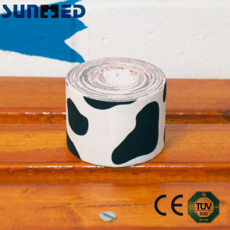 93c011fda1a92 Kinesio Tape tem 140% de correspondência de elasticidade da pele