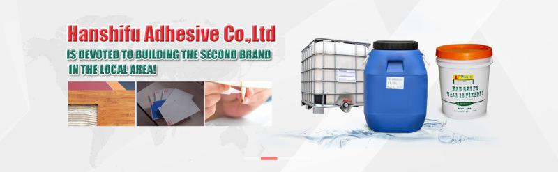 China White Adhesive Glue For Aluminum Foil Pvc Laminated