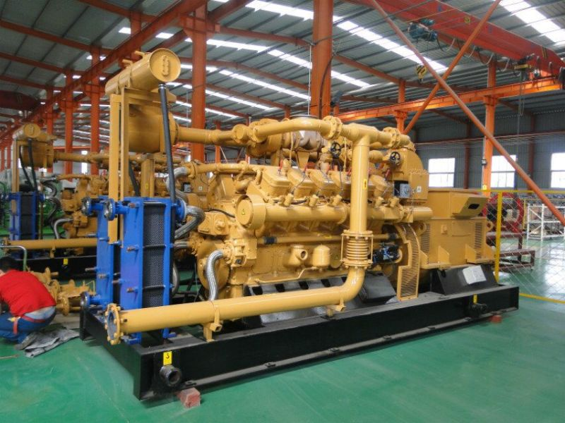 power plant generators. Green Power China Lvhuan 500kw Nature Gas Turbine Plant Generator Set With Water-Cooled Generators S