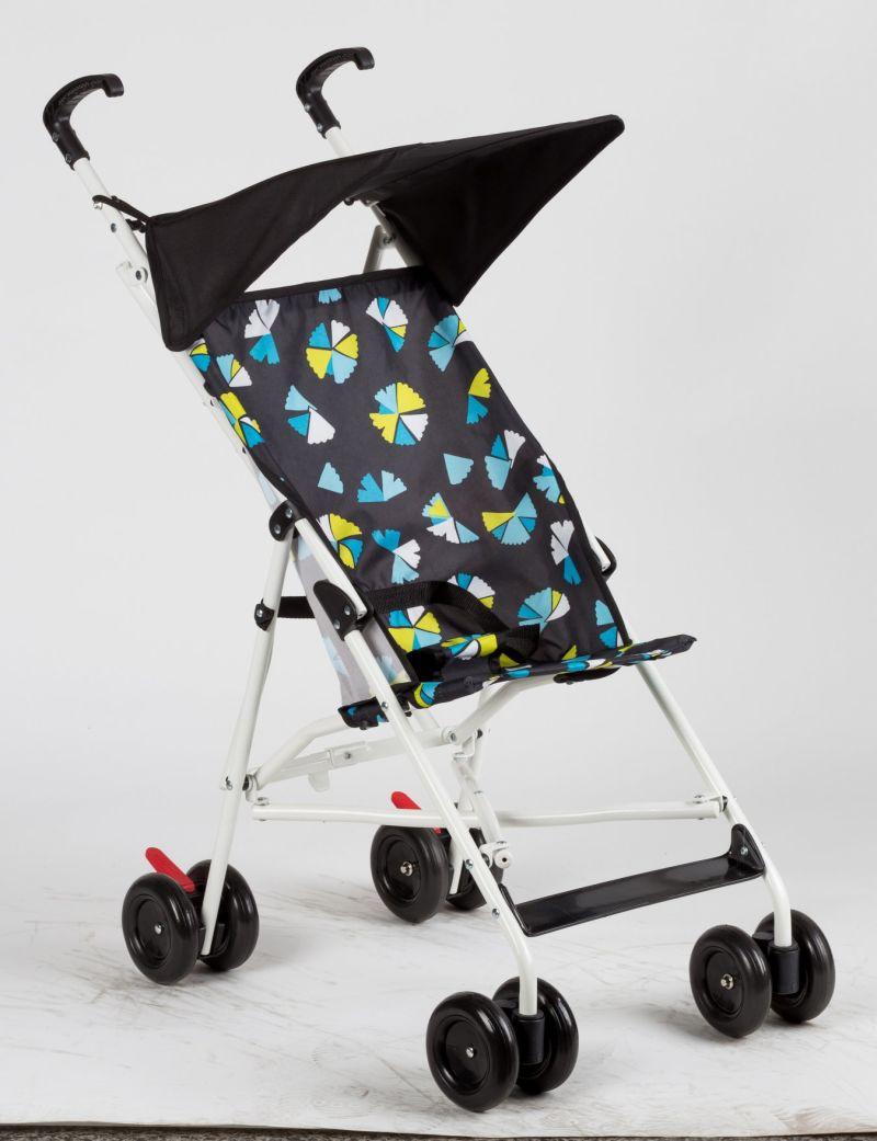 Cochecito de bebé simple con cubierta plana – Cochecito de bebé ...