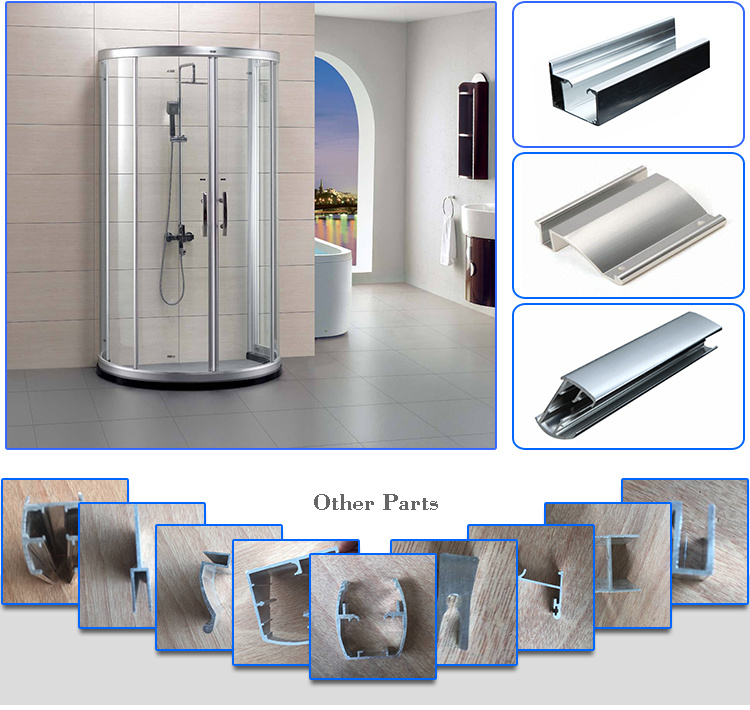 China New Design Fully Enclosed Shower Room Shower Cubicle - China ...