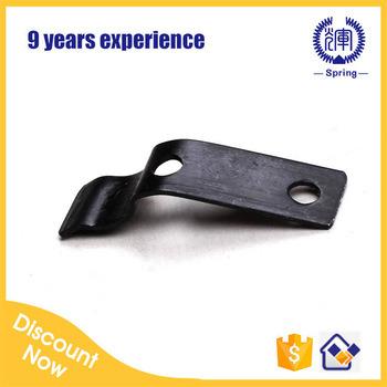 China Custom Flat Spring Clip - China Custom Metal Retaining Spring ...