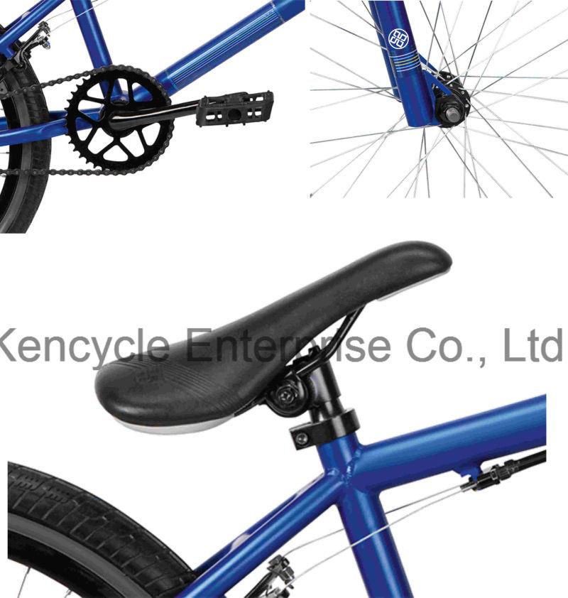 Bastidor de 20 pulgadas Hi-Ten bicicletas BMX Bicicleta/// Sy-Fs ...