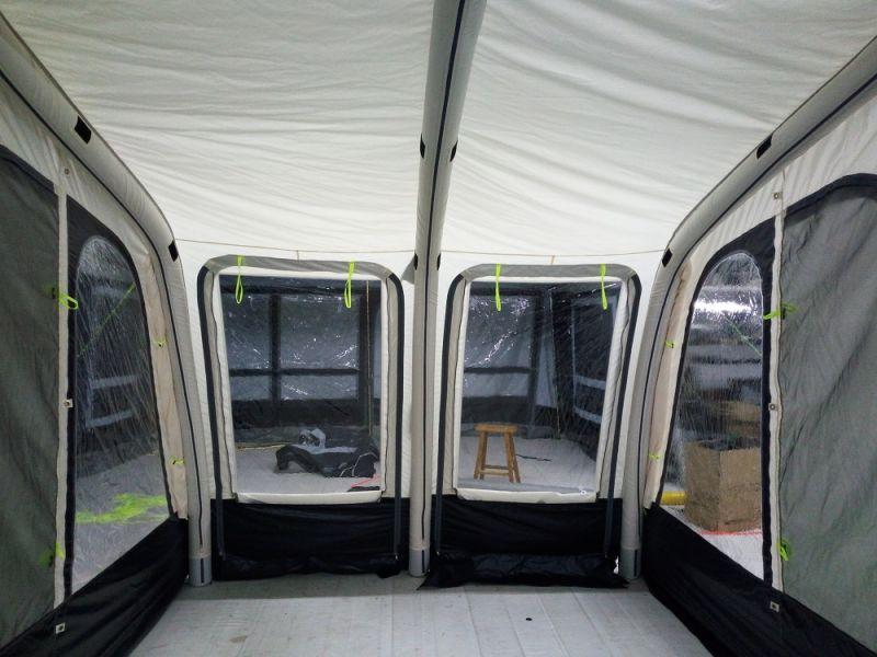 China Motorhomes Awning Caravan Awning Air Tent China