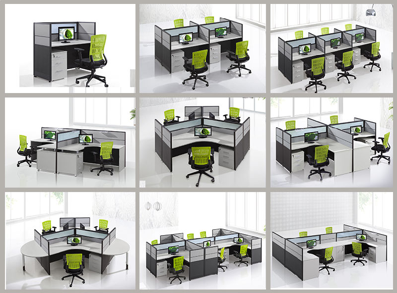 CF 6 Seater Bureau Workstation Meubles De Pour