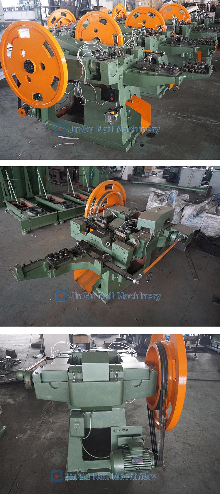 China Hot Sale Wire Nail Machine - China Wire Nail Making Machine ...
