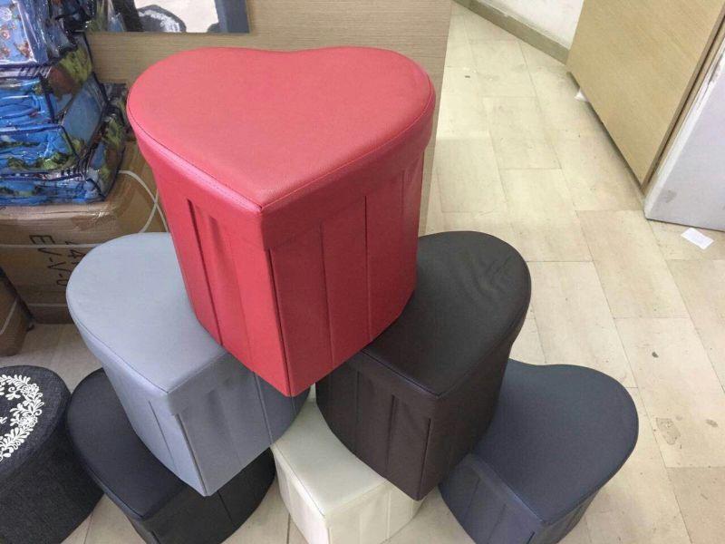 Atractivo Muebles De Almacenamiento De Las Heces Otomana Adorno ...