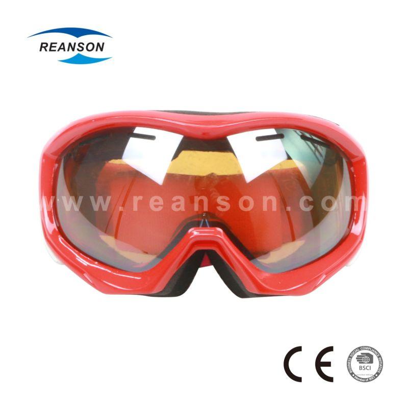 797a3b031 Lente grande ampla visão óculos de desporto de neve –Lente grande ...