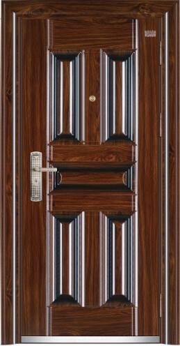 Steel Door Steel Security Doors Made In China Interior Steel